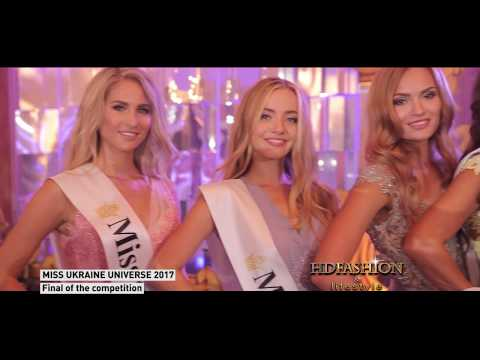 MISS UKRAINE UNIVERSE 2017 || Final of the competition