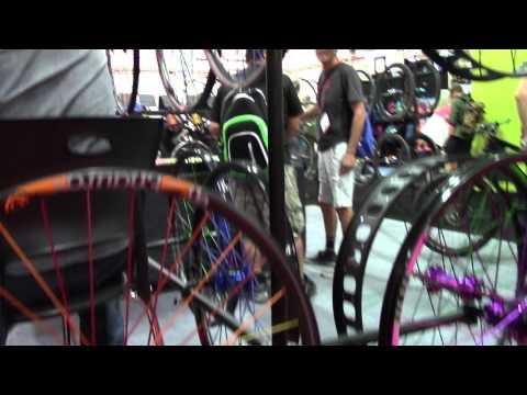 Industry Nine - Interbike 2015 - BikemanforU In Vegas