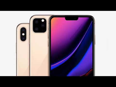IPhone 11 Max Новый дизайн подтвержден снимками с производства