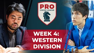 Pro Chess League Week 4 Western Division