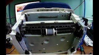 Canon MF3110 замена ролика