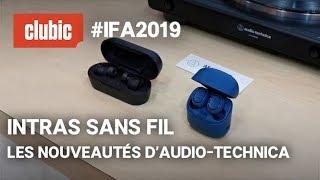 Audio Technica : les nouveautés de l'IFA 2019