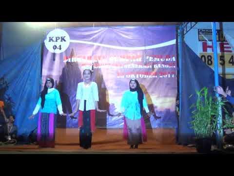 Tari Bali dan Drama Roro Jonggrang The Reborn Part 1