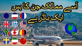 List of countries that border only one other country. Video