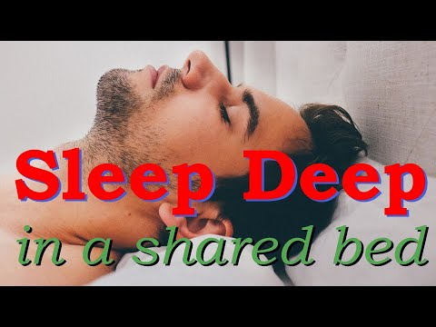 How to sleep well with a partner