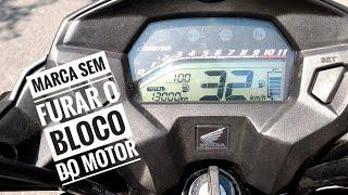 MONTADINHA MARCANDO VELOCIDADE (SENSOR TAMBORZINHO) 150 MIX