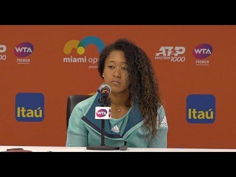 Naomi Osaka Press Conference | 2019 Miami Open Third Round