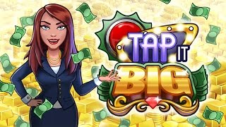 Tap It Big : Casino Empire by PikPok and Fuzzycube Studios