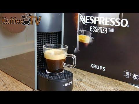 f8b3b7f197742f Krups Nespresso Essenza Mini im Test: Die kleinste Nespresso ...