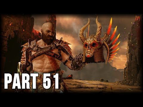 God of War - 100% Walkthrough Part 51 [PS4] – Favor: Prove Your Valor (1/2)