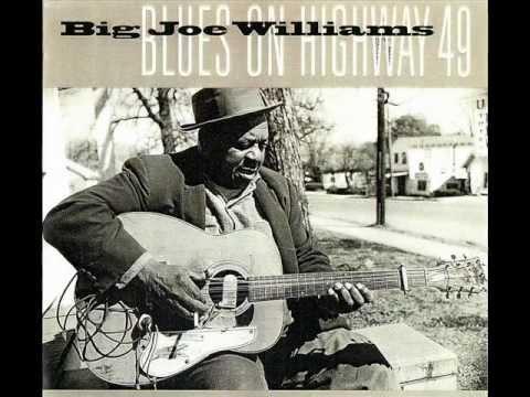 Big Joe Williams - Four Corners Of The World