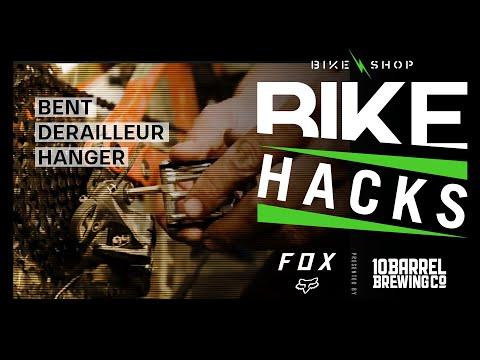Bike Hacks: Straighten Up