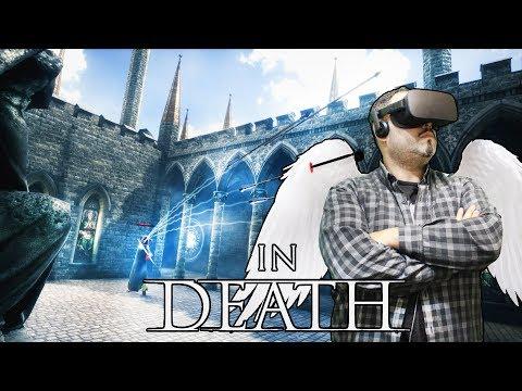 IN DEATH - Un Angel de Batalla con una sola vida para escapar del purgatorio