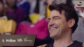 Executive producer/creator dj nash and the cast talk about meaning behind show. a million little things premieres september 26th at 10 9c on abc. sub...