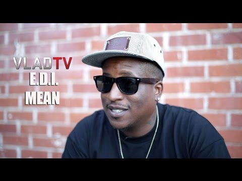 E.D.I. Mean on Why 2Pac Nicknamed Outlawz After Enemies of USA