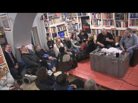 Predrag Lucić i Boris Dežulović: Melodije sexa i librisa (Ex libris, 27. 1. 2017.)