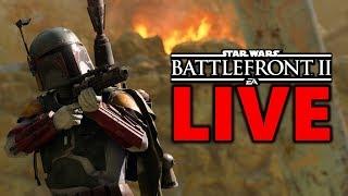 THANKS FOR 22K SUBS! Star Wars Battlefront 2 Live Stream #146 thumbnail