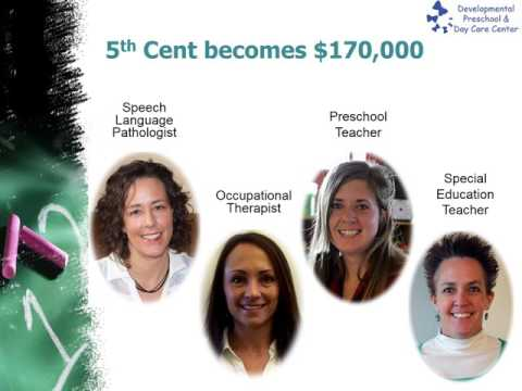 #5thCentTuesday Developmental Pre School