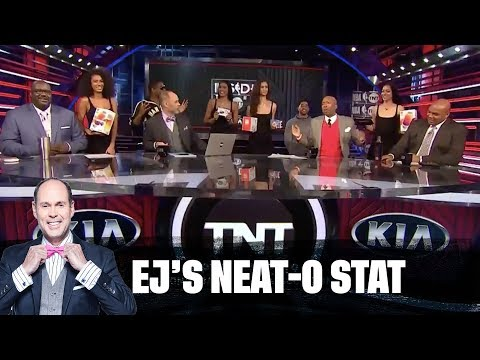 Kenny's All-Star Weekend Party | EJ's Neat-O Stat of the Night
