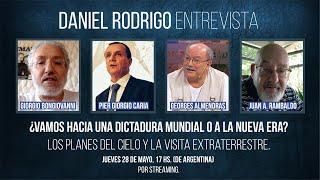 DANIEL RODRIGO entrevista a GIORGIO BONGIOVANNI  (Tercera entrevista)