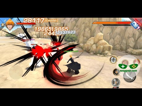 BLEACH Mobile 3D (Close Beta Test) (Android IOS APK) - MMORPG Gameplay Chapter 1-2