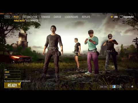 Laughing my ass off in PUBG