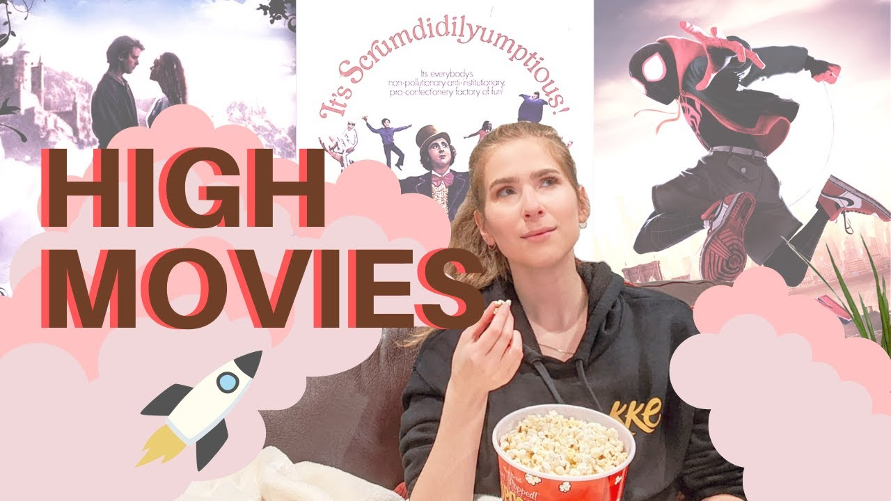 Best Movies to Watch While High + Paired Cannabis Strains + D&D Alignment (19+ to view)