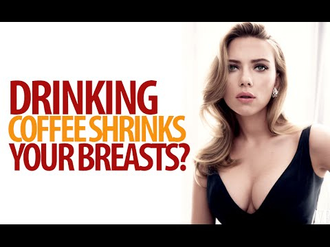 effects caffeine on breasts the of