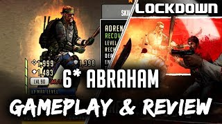 Video TWD RTS: 6* Abraham Gameplay & Review - The Walking Dead: Road to Survival download MP3, 3GP, MP4, WEBM, AVI, FLV Juli 2018