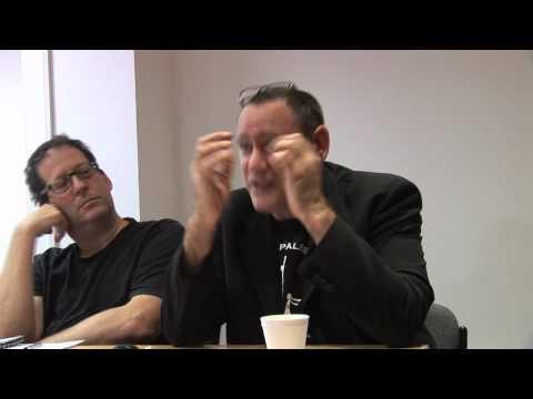 Panel Discussion on Jewish Identity Politics Part 3