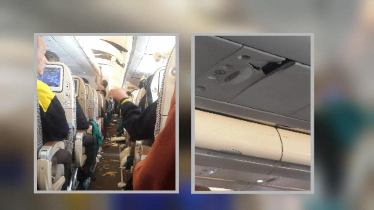 Severe Turbulence Injures People on JetBlue Flight to Orlando | ABC News