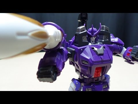 Unique Toys MANIAKING (Galvatron): EmGo's Transformers Reviews N' Stuff