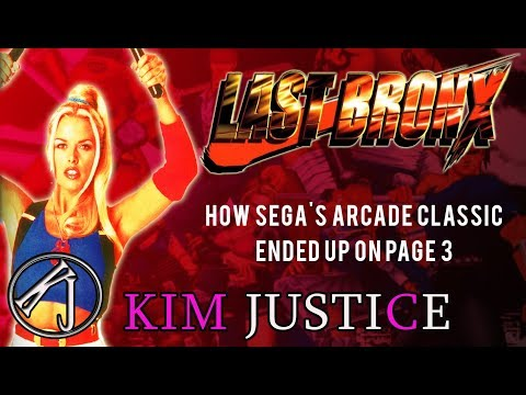 The Story of Last Bronx: How a Sega Arcade Classic Ended Up On Page 3 - Kim Justice