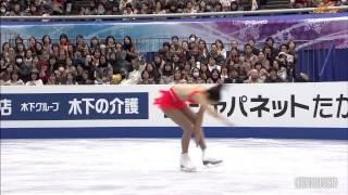 2013年2月大阪で行われた4大陸選手権のSP「アイ・ガット・リズム」は浅...