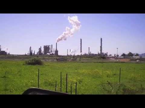 Tesoro & Shell Texaco Oil Refineries