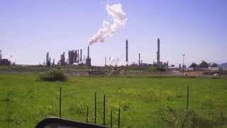 Tesoro & Shell Texaco Oil Refineries