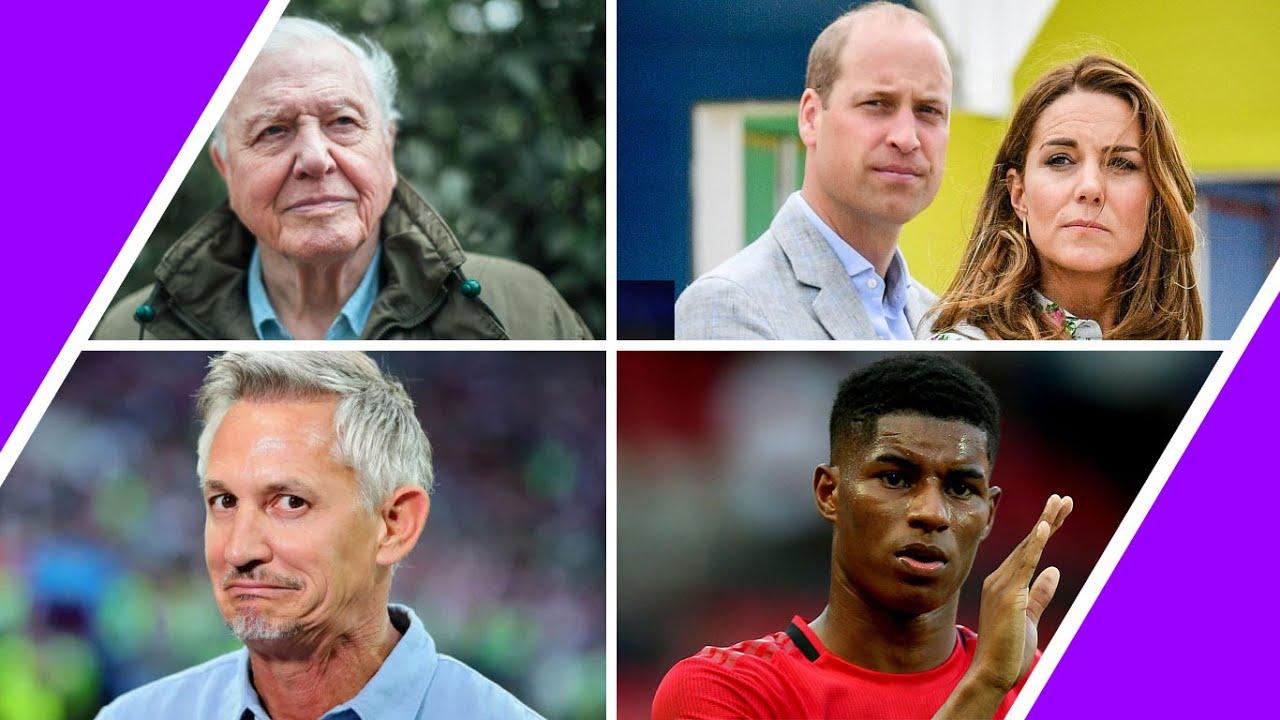 BBC Celebrities To Promote Vaccine / Hugo Talks