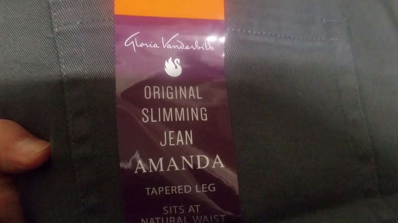 Wholesale Gloria Vanderbilt Jeans From Costco By Closeoutexplosion