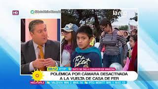 El nuevo dato sobre el extravío de Fernanda Maciel que se conoció en la marcha por Conchalí