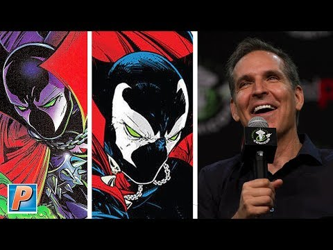 Todd McFarlane Interview: SPAWN #300 Breaks Records