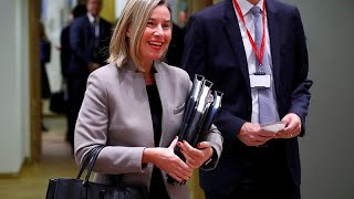 La Unión Europea impone nuevas sanciones contra Rusia y Siria