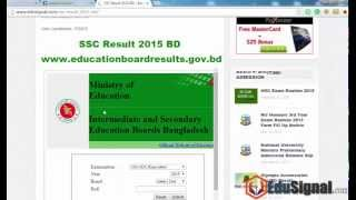 How to Get SSC Result BD - www-educationboardresults-gov-bd