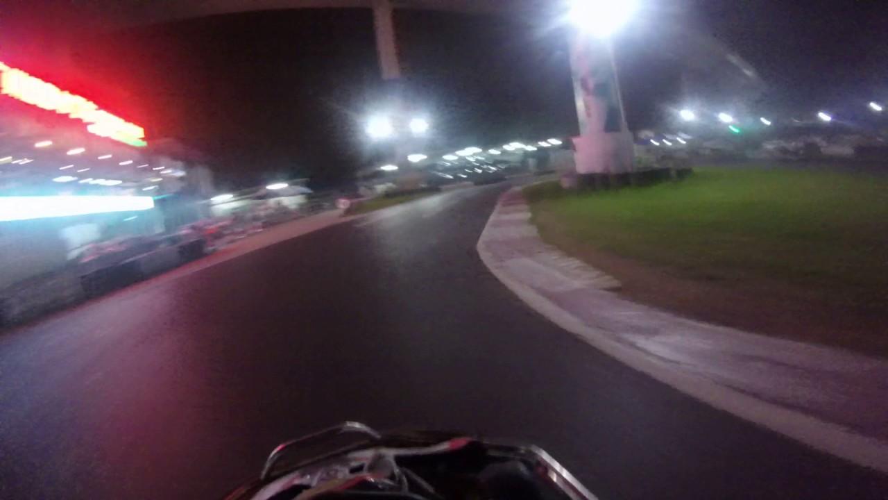 Go Kart Racing - GuangZhou China - Speed 8 - YouTube