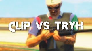 CLIP Vs TRYH - Sniper CvC (with Special Rounds)