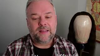 Meet Dave Edwards, the man going viral for his incredibly realistic wigs