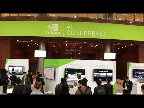 NVIDIA Ai Conference 2018, Seoul KOREA