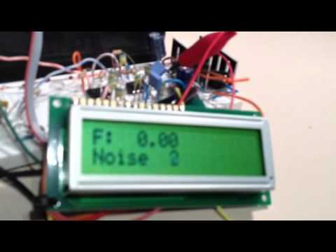 CTCSS decode with Arduino by ON7EQ & ON4ADI