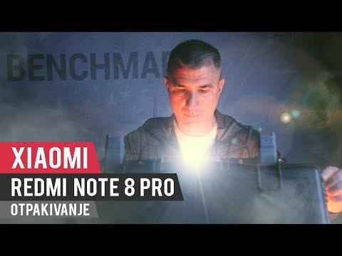 Xiaomi Redmi Note 8 Pro Unboxing