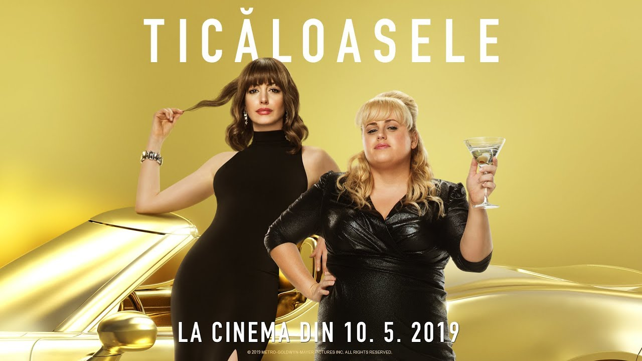 Ticăloasele The Hustle Tlr A Subtitrat 2019 Youtube