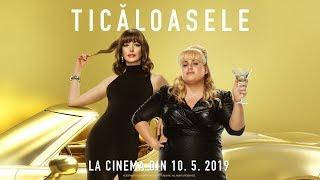 Ticăloasele (The Hustle) - TLR-A - subtitrat - 2019